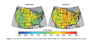 AGU US methane leakage