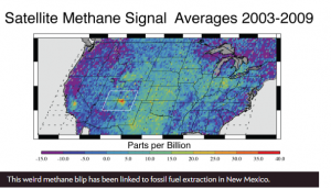 Slate future tense methane leakage map