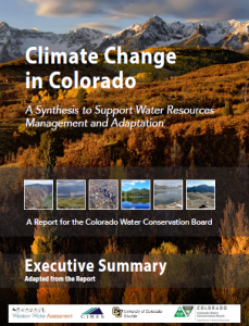 Climate change in Colorado